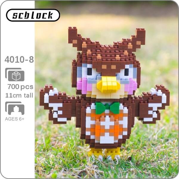 SC 4010-8 Crossing Owl Blathers