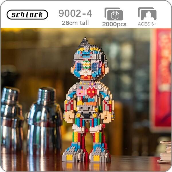 SC 9002-4 Astroboy Robot Dissection Brickheadz