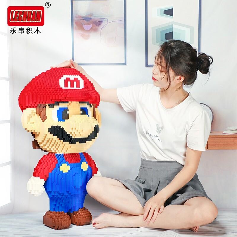 LECHUAN 67100 Super Large Mario Blocks