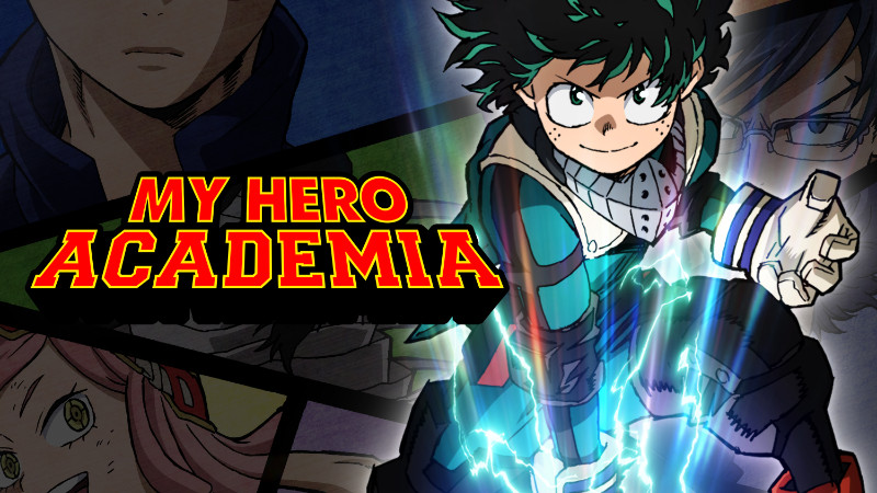 """Is """"My Hero Academia"""" Available on Netflix? Where is it Streaming?"""