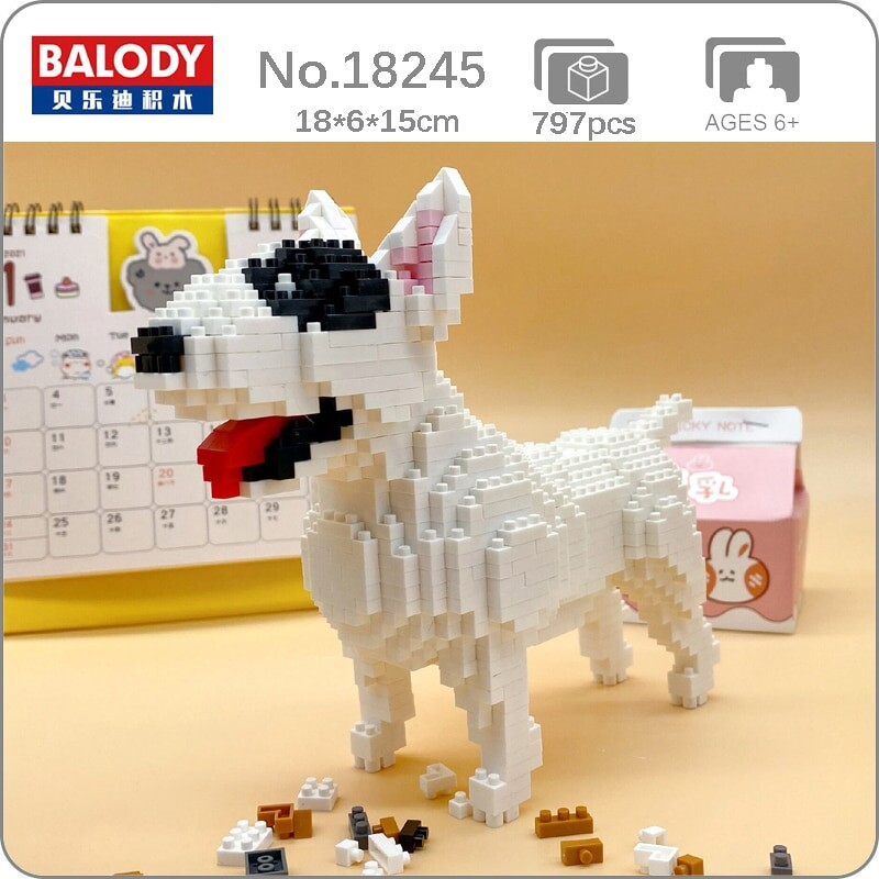 BALODY 18245 American Pit Bull Terrier Dog