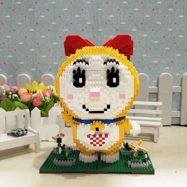 HC 3003 Anime Doraemon Dorami Cat