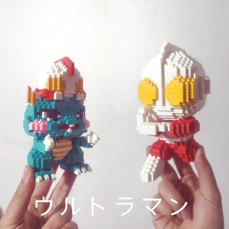 HC 9088-9089 Anime Super Hero Ultraman Alien Dragon Monster
