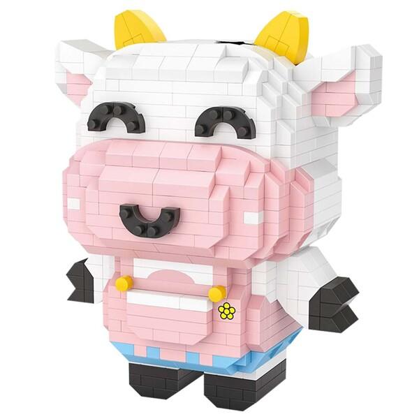 LOZ 9253-9254 Zodiac Cow