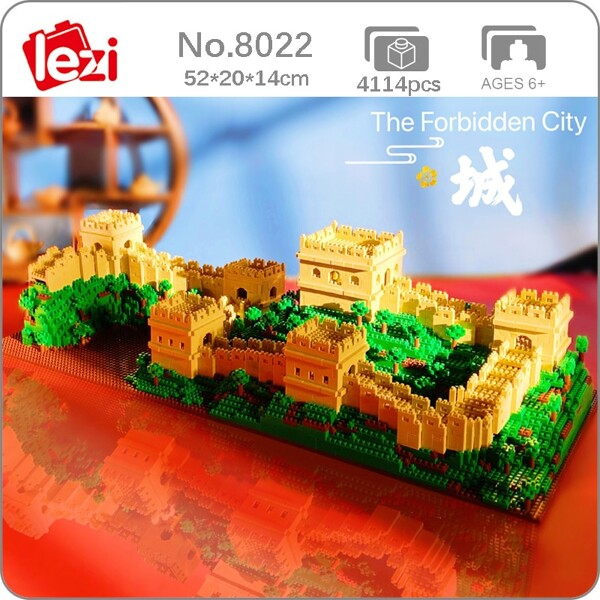 Lezi 8022 The Great Wall of China