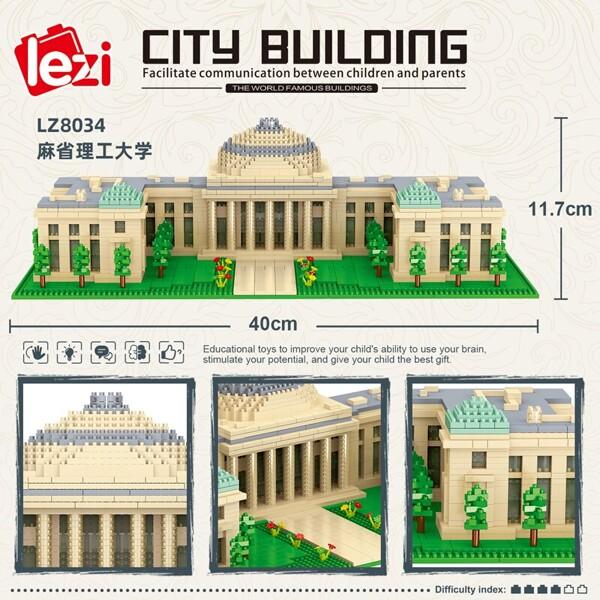 Lezi 8034 USA MIT University School