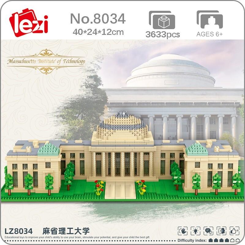 Lezi 8034 World Architecture USA MIT University School