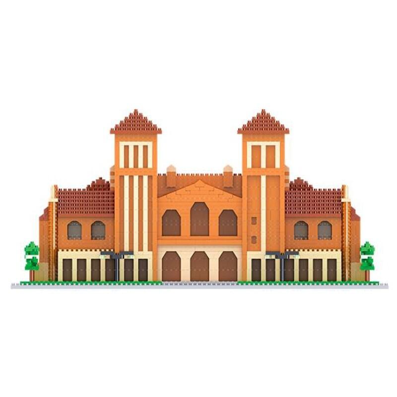 Lezi 8036 World Architecture Caltech University School