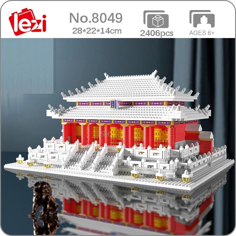 Lezi 8049 Hall of Supreme Harmony