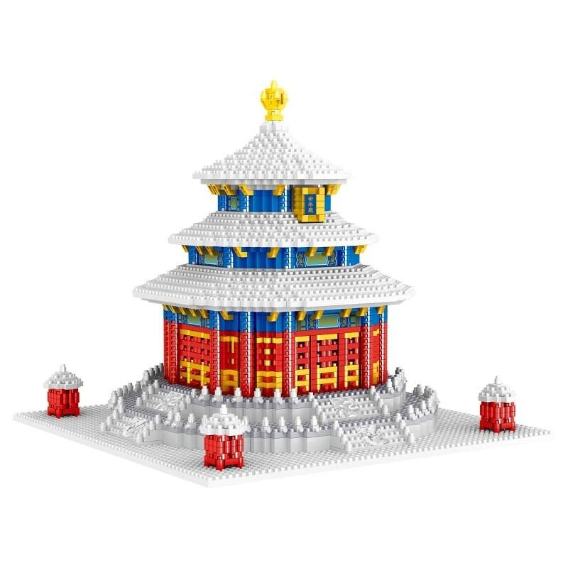 Lezi 8050 Temple of Heaven