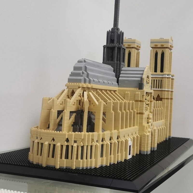PZX 9923 World Architecture France Notre Dame de Paris