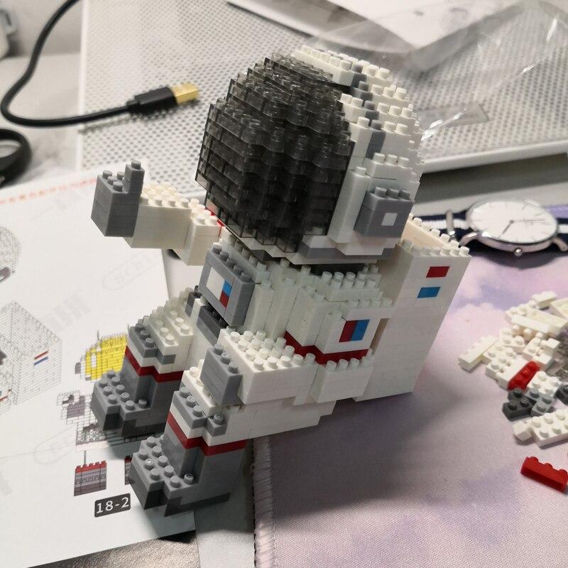 SC 8803-2 Space Adventure Astronaut Black Helmet