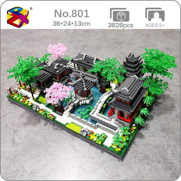 PZX 801 China Ancient Architecture