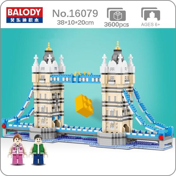 Balody 16079 The Tower Bridge of London
