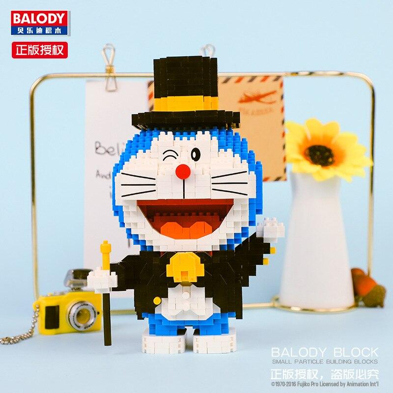 Balody 16132 Doraemon Gentleman