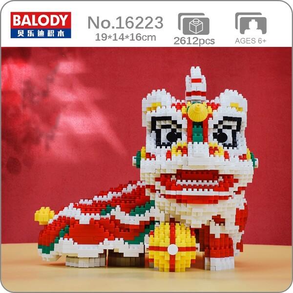 Balody 16223 Lion Dance