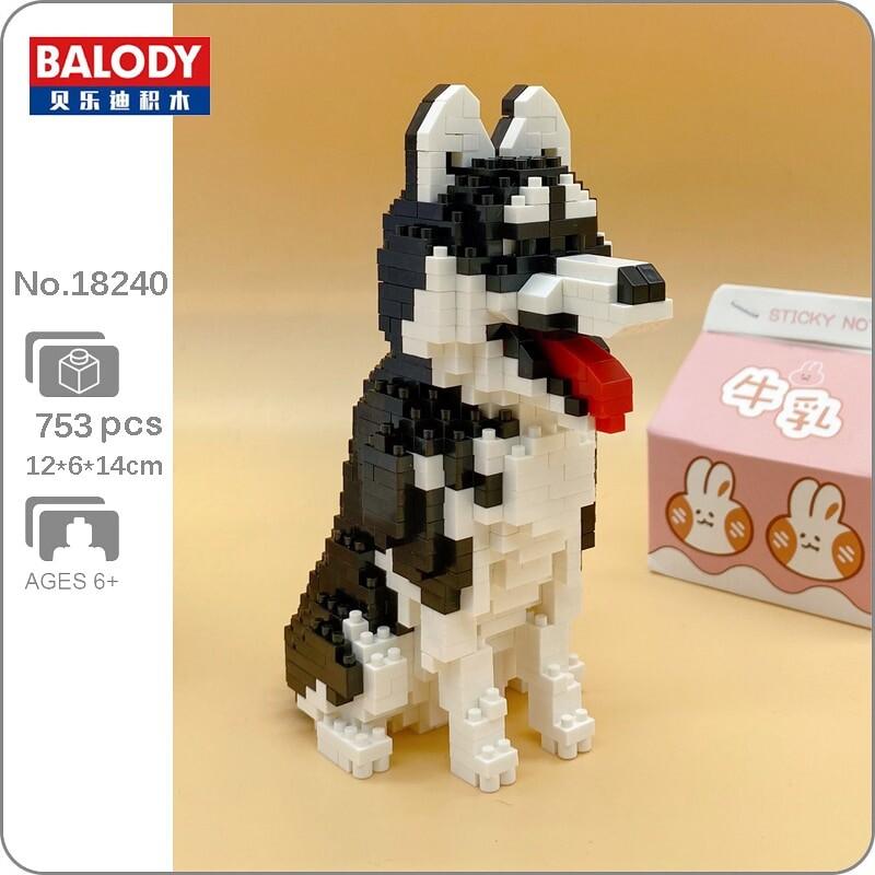 Balody 18240 Siberian Husky
