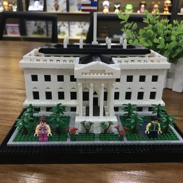 Balody 16090 The White House
