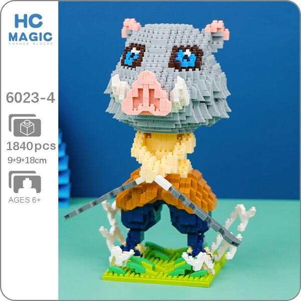 HC Magic 6023-4 Hashibira Inosuke