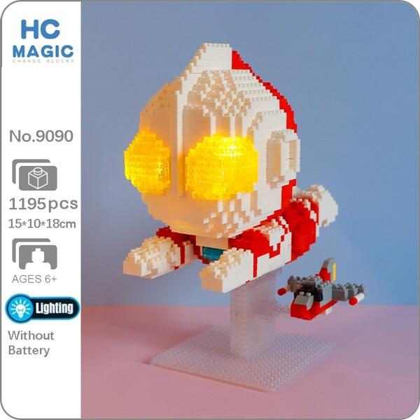 HC Magic 9090 Flying Ultraman