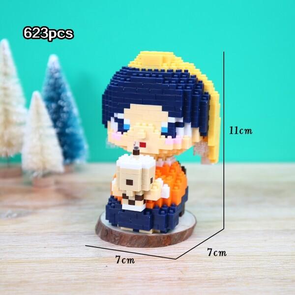 HC Magic 9074-9079 Artist Character Figures