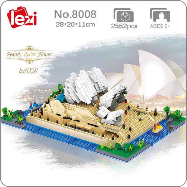 Lezi 8008 Sydney Opera