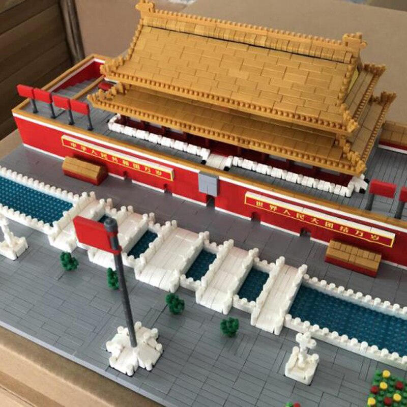 Lezi 8016 Tiananmen Square