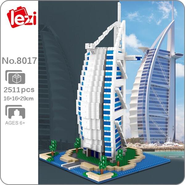 Lezi 8017 Burj Al Arab Hotel