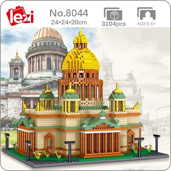 Lezi 8044 Saint Isaac's Cathedral