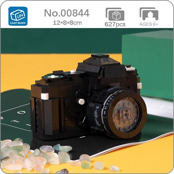 Lin 00844 Black SLR Digital Camera