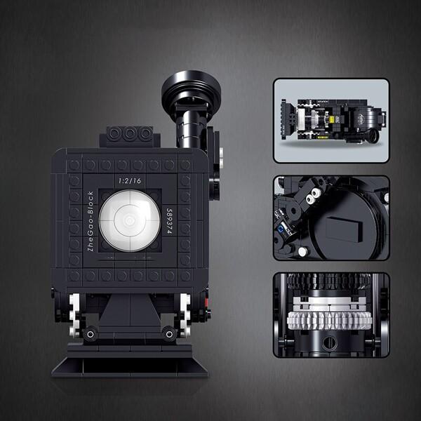 Lin 00906 Vintage Digital Video Camera