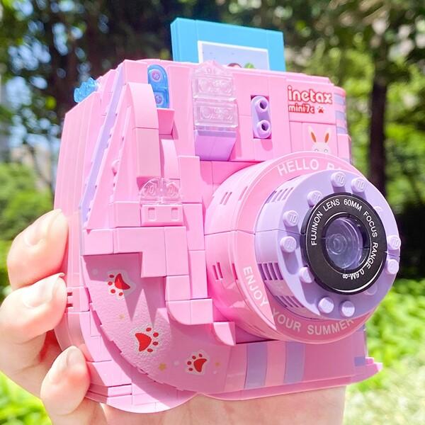 Lin 00908 Rabbit Digital Instant Camera