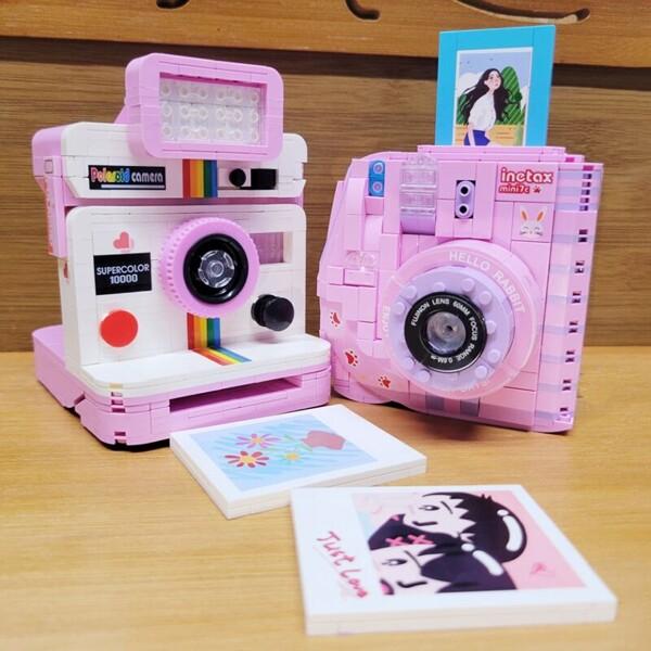 Lin 00908-00909 Digital Instant Camera