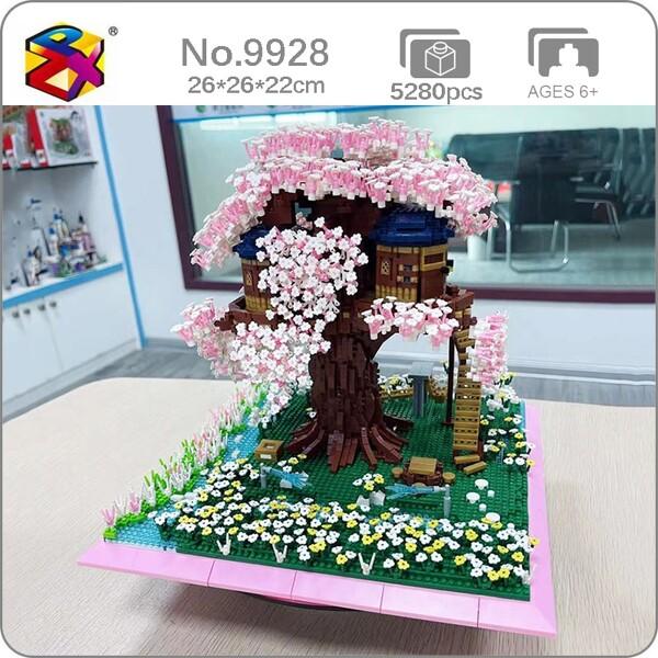 PZX 9928 Sakura Tree House