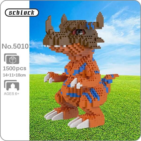 SC 5010 Greymon