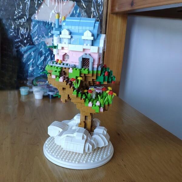 Wise Hawk 2648 Tree Castle