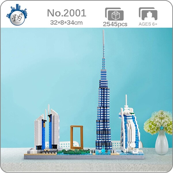 Xingwei 2001 World Architecture