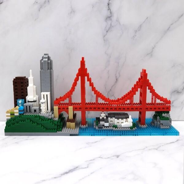 Xingwei 2003 Golden Gate Bridge