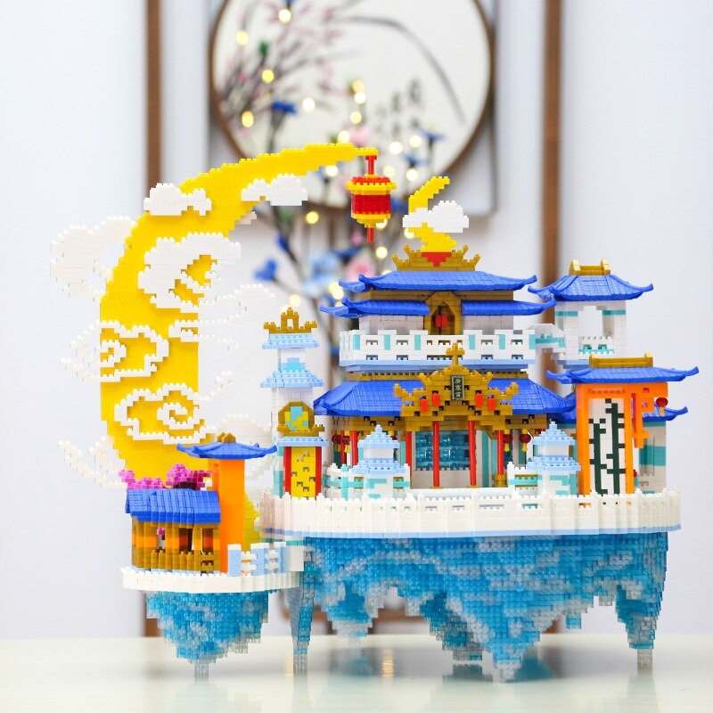 YZ 080 Chinese Ancient Beauty Moon Palace
