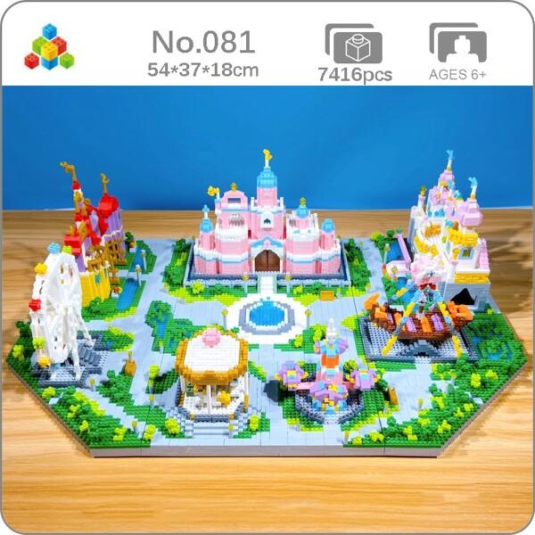 YZ 081 Amusement Park