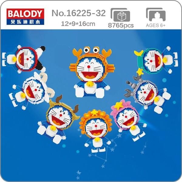 Balody 16225-32 Doraemon Constellations