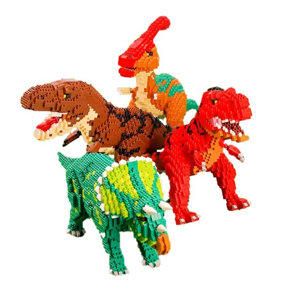 Balody 16248-51 Jurassic Dinosaur