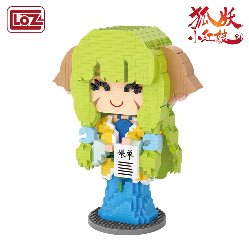 LOZ 9053-9055 Fox Demon Little Matchmaker