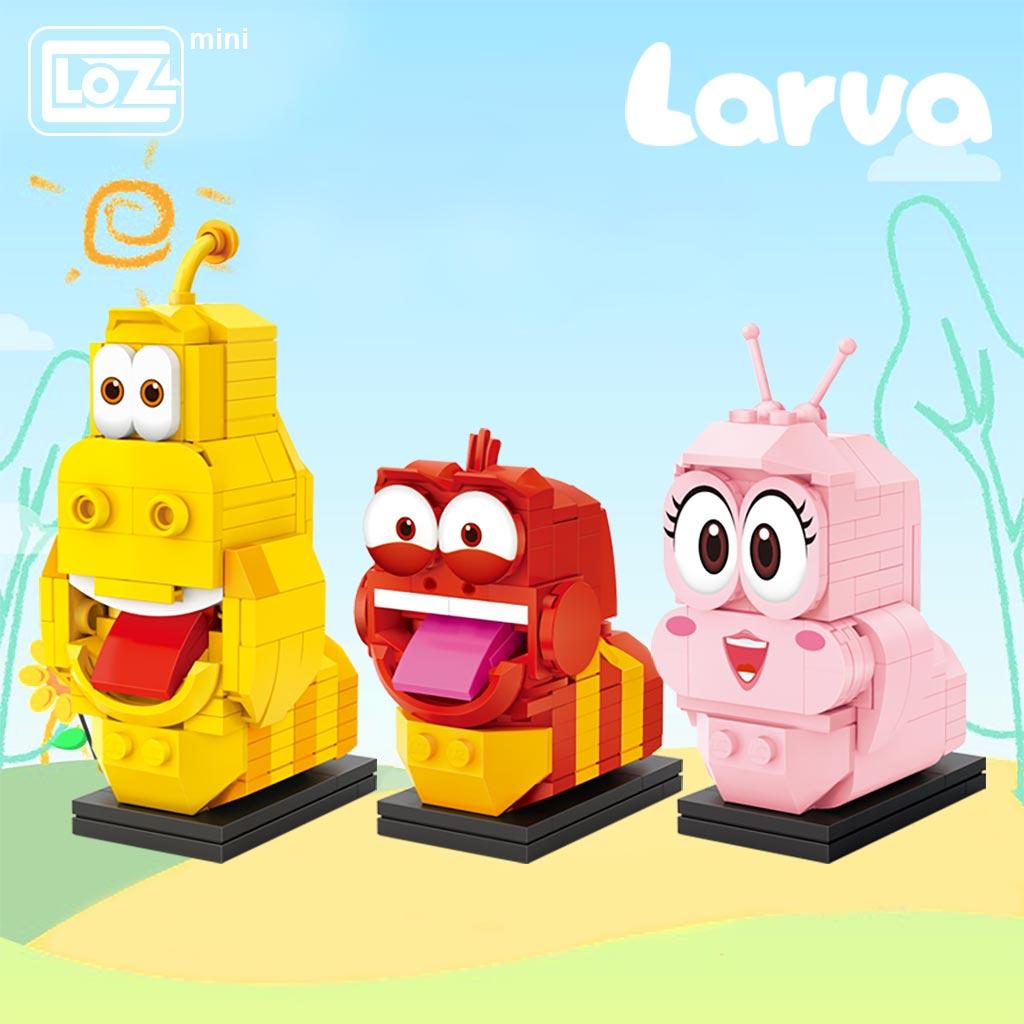 LOZ 4105 Larva Hilarious Bugs