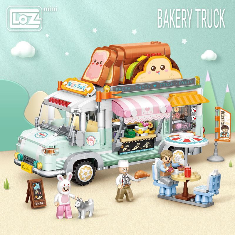 LOZ 1127 Bakery Truck