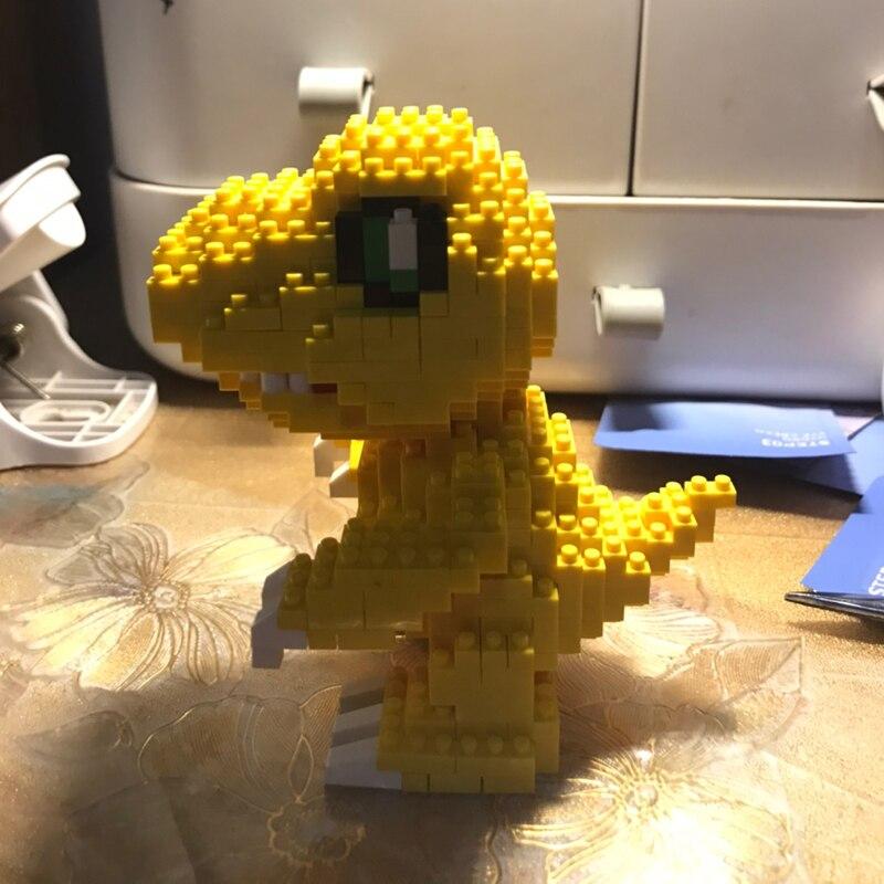 SC 5001 Digimon Agumon