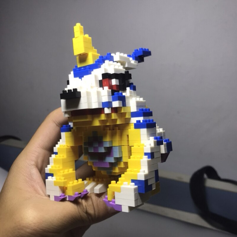 SC 5002 Digimon Gabumon