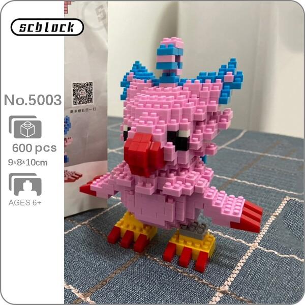 SC 5003 Digimon Piyomon