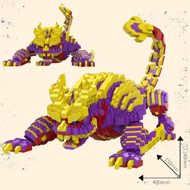 SC 9004 Warriors VS Scorpion