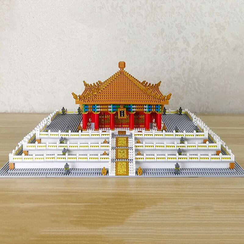 YZ 089 Imperial Palace Hall of Central Harmony